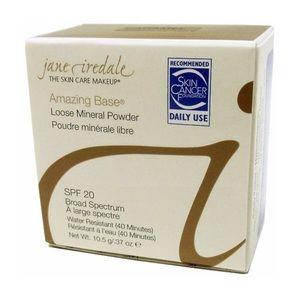 NIB Jane Iredale Amazing Base Loose Powder Caramel